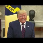 President Trump Participates in a Bilateral Meeting with the President of the Italian Republic