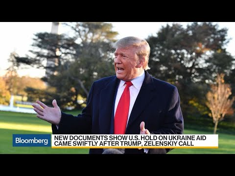 Trump Asked About Ukraine Aid Before Zelenskiy Call