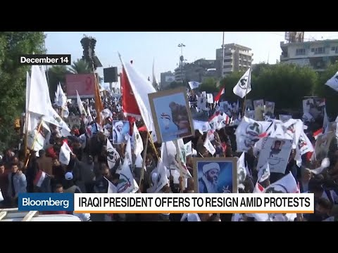 Months of Protests in Iraq Show No Sign of Stopping