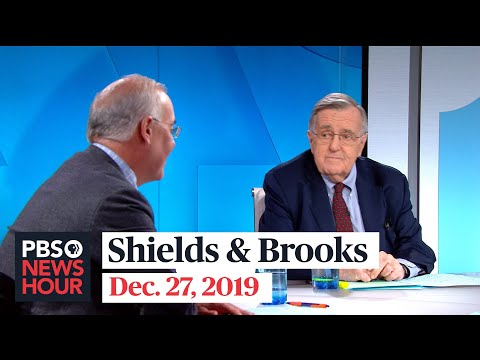Shields and Brooks on 2019 in review, 2020 predictions