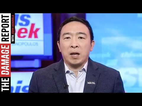 Andrew Yang Backpedals from Medicare for All