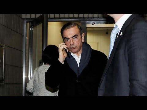 Ghosn Says He's in Lebanon, Free From Rigged Japan Legal System