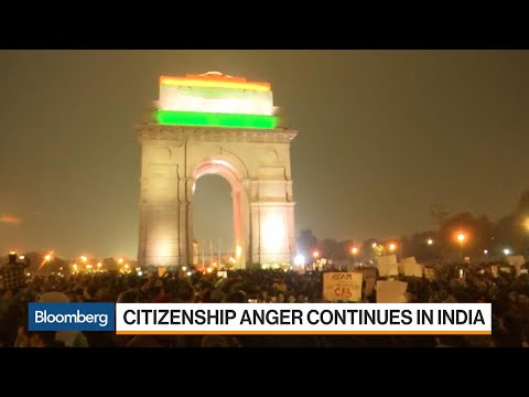 Citizenship Law Stokes Protests in India