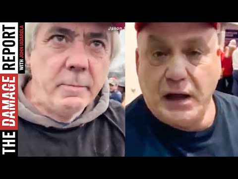 Trump Supporters TRIGGERED By Impeachment