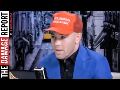MAGA UFC Fighter Loses To Immigrant