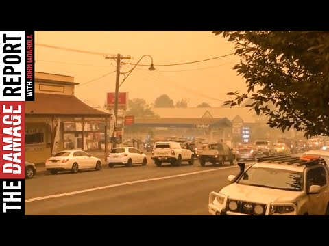 Australian Fires Firsthand Account