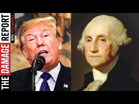 Trump INSULTS Founding Fathers