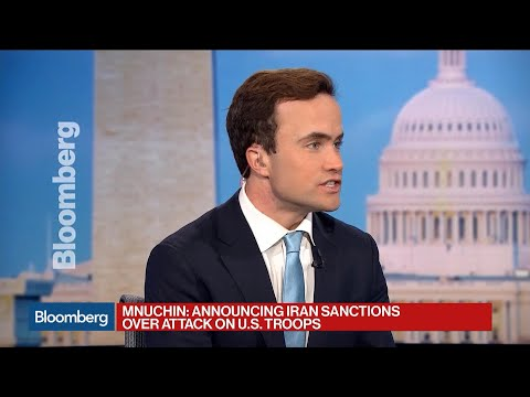 U.S. 'Leaning In' on Iran Sanctions, State Dept.'s Ortagus Says