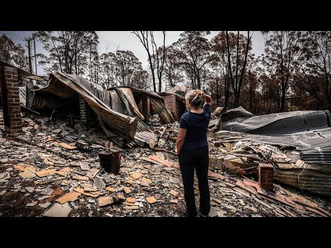 Australia in 'Serious Shock' Over Fires, Former PM Rudd Says