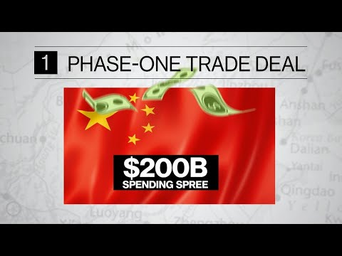 Trump Trade Deal Raises Trust Issues With China