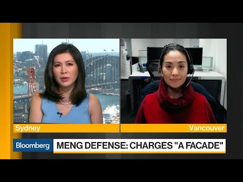 Lawyers for Huawei's CFO Say Charges Are a 'Facade'