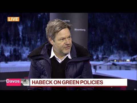 Germany Must Rethink Balanced Budget 'Fetishism': Green Party's Habeck