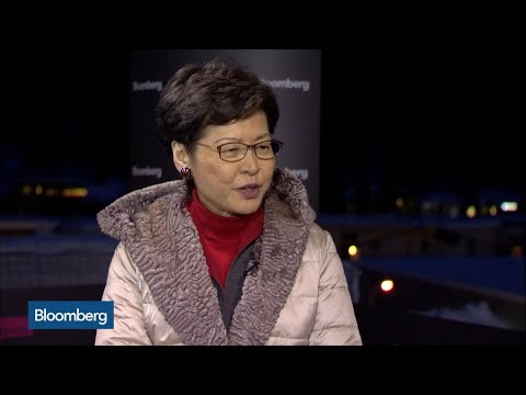 Lam Says Central Government Isn't Tightening Grip on Hong Kong