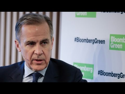 BOE'sCarneySays Lack of U.S. Climate Engagement Is Difficult