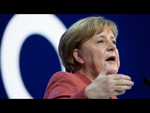 Merkel: Price of Inaction on Climate Far Higher Than Action