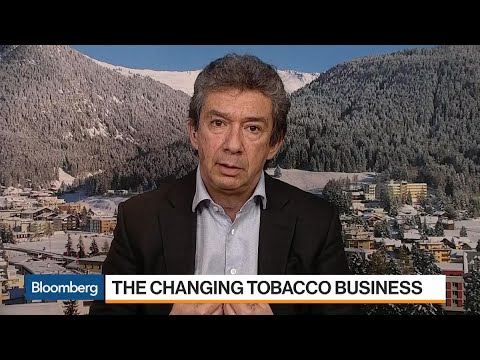 Philip Morris' Mission Is to Replace Cigarettes, CEO Says