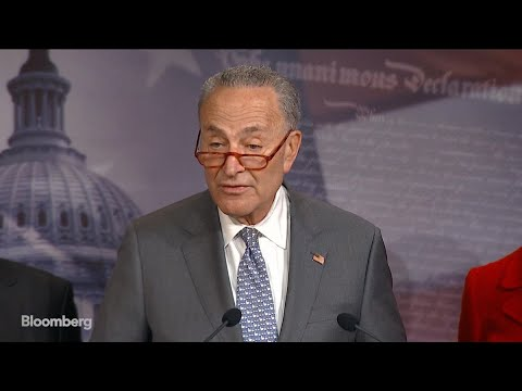 Schumer Says Senate Must Vote to Call Bolton as Witness