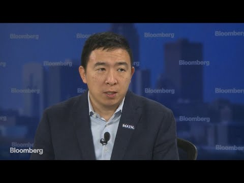 Andrew Yang Says We Need Clear Rules for Cryptocurrency