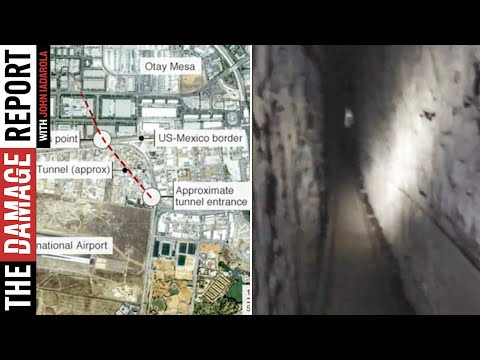First-Class Border Tunnel Will Blow Your Mind
