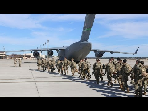 U.S. Bolsters Military Presence in Middle East After Iraq Strike