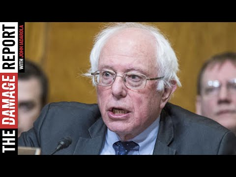 Bernie Is Sick Of Hearing THIS