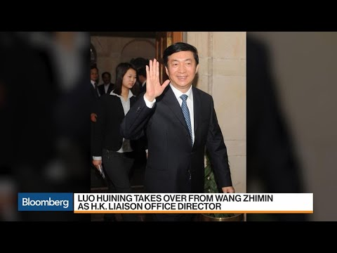 China Taps 'Strongman' for Hong Kong in Signal to Protesters