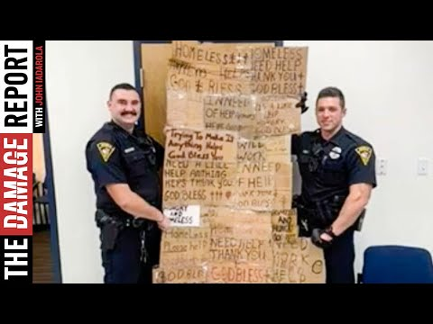 Police Officers' DISGUSTING Christmas Greeting