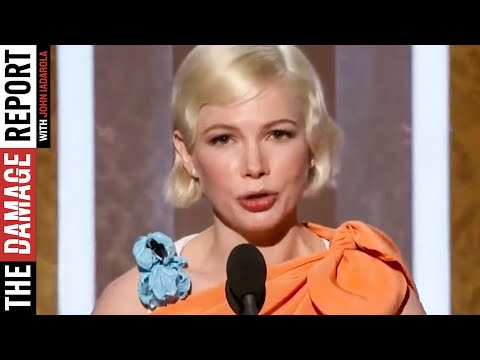 Michelle Williams Delivers POWERFUL Golden Globes Speech