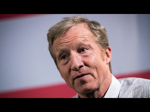 Steyer Says a Diverse Coalition Is Needed to Beat 'Dangerous' Trump