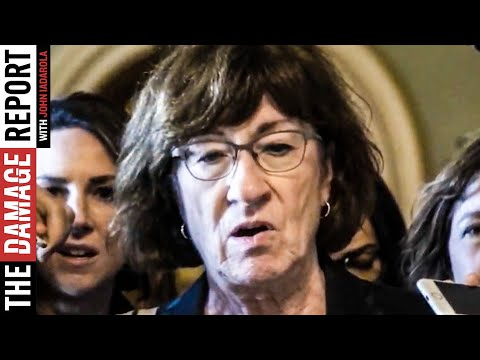 Susan Collins Is Officially The WORST