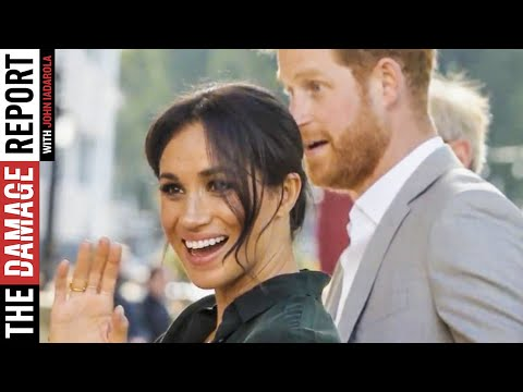 Harry & Meghan Spark THIS Important Discussion