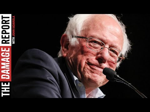 Bernie's Numbers Leave Moderates With No More Excuses