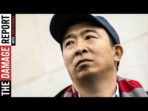 Who Will Andrew Yang Support?