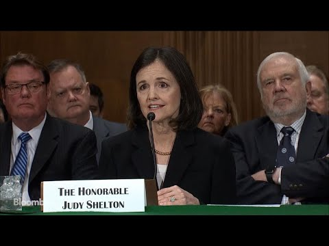 Trump's Fed Nominee Shelton Says 'No One Tells Me What to Do'