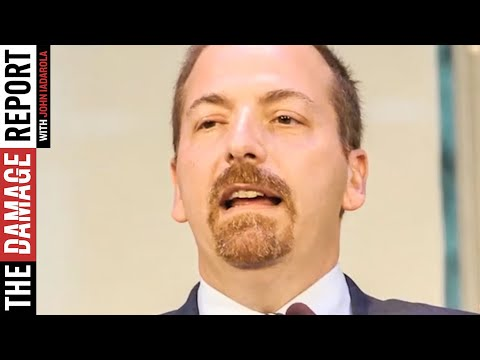 Chuck Todd Is ABSOLUTE Garbage