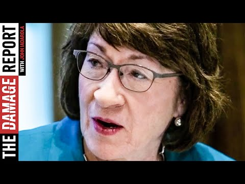 Susan Collins' Reaps What She Sowed