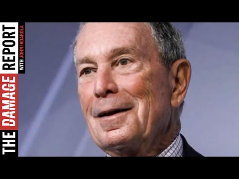 Bloomberg Buys His Way Into 2nd Place
