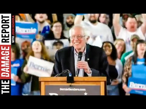 Inspirational Bernie Moment Will Give You CHILLS