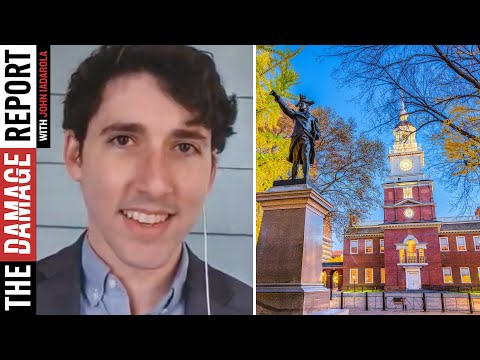 Tech Expert Surges In Progressive Fight For PA