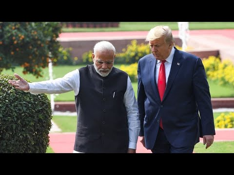 Trump to India: `You've Made Us Even Richer'