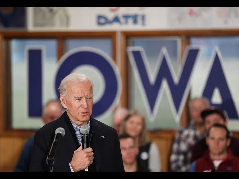 Joe Biden Is 'So Well Qualified' For President, Says Max Baucus