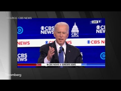 Biden Goes After Steyer for Buying Stake in Private Prison