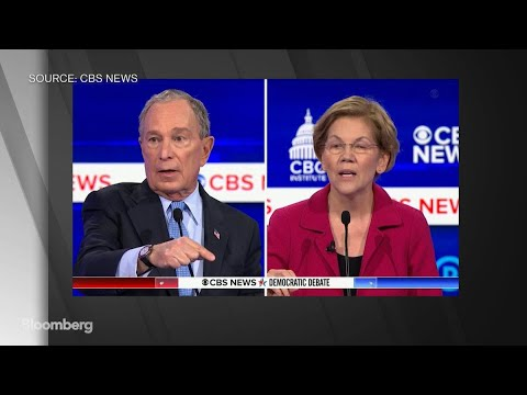 Warren Says Bloomberg Accusers Should Be Allowed to Speak Freely