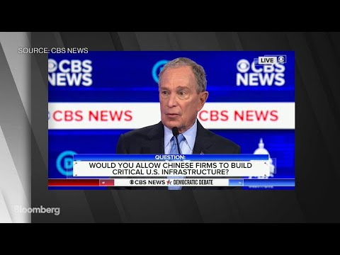 Bloomberg: 'We Have to Deal With China'