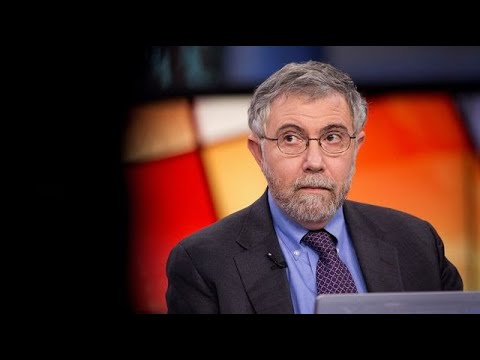 Krugman Not Worried About Democratic Candidates, Says Fed Functioning Well