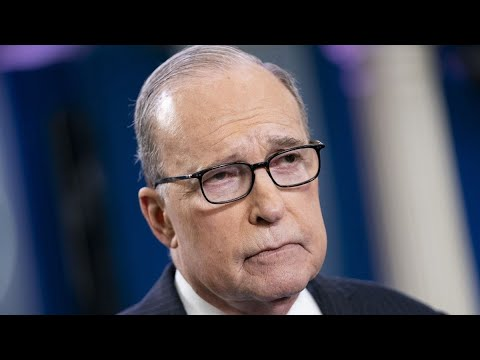 Stock Market Sell-Off Won't Have Much of an Impact, Kudlow Says