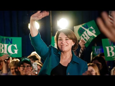 Klobuchar: Our Country Can't Take 4 More Years of Donald Trump