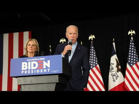 Biden: We're in a Battle for the Soul of the Nation