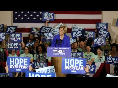 Warren: Americans Have a Hunger for Deep Structural Change