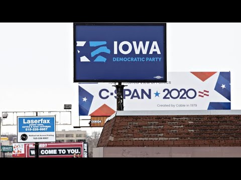 Iowa Party Chair Says Coding Error Led to Chaos